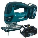Makita DJV180RFE FIERASTRAU VERTICAL 2 acumulatorLI-ION 18V 3.0AH 26MM 2.8KG